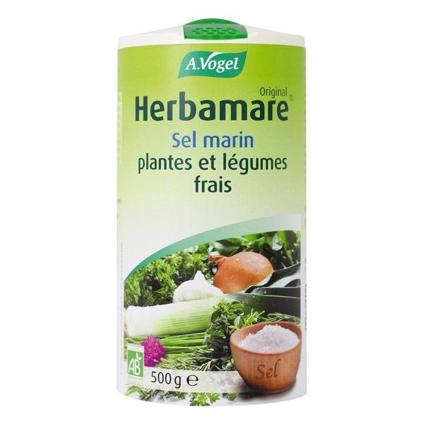 A.Vogel - Lot Sel marin Herbamare aux légumes 2x500g