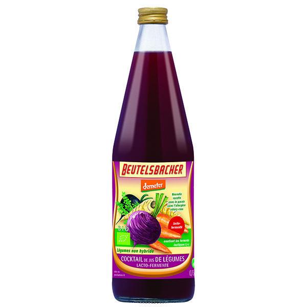 Joannusmollen - Cocktail légumes lacto-fermenté 75cl