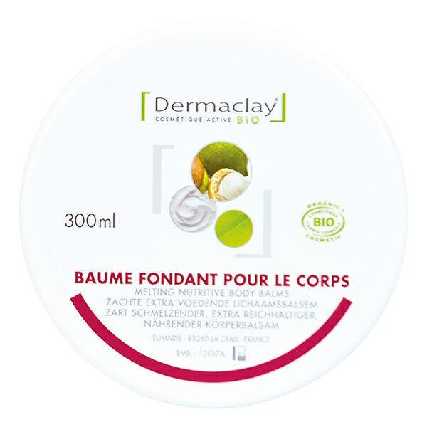 Dermaclay - Baume fondant pour le corps 300ml