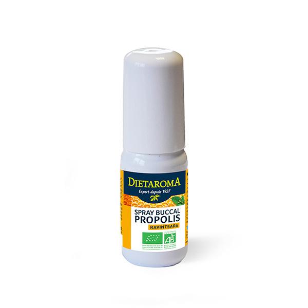 Dietaroma - Spray buccal Propolis Ravinstara 20ml