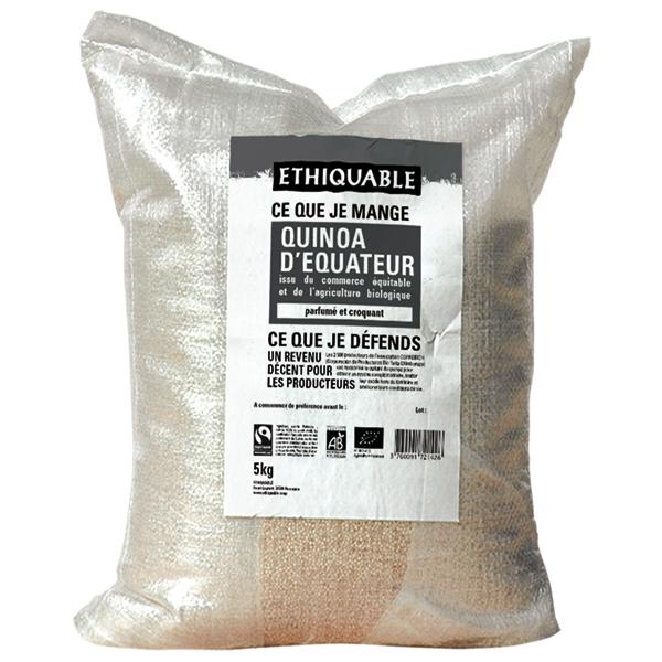 Ethiquable - Quinoa Equateur  5kg