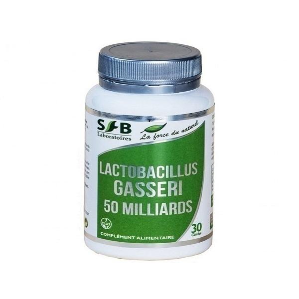 Laboratoires SFB - Lactobacillus GASSERI 30 gelules