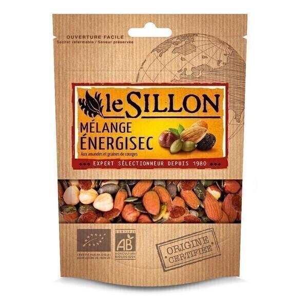 Le sillon - Mélange Energisec bio 125g