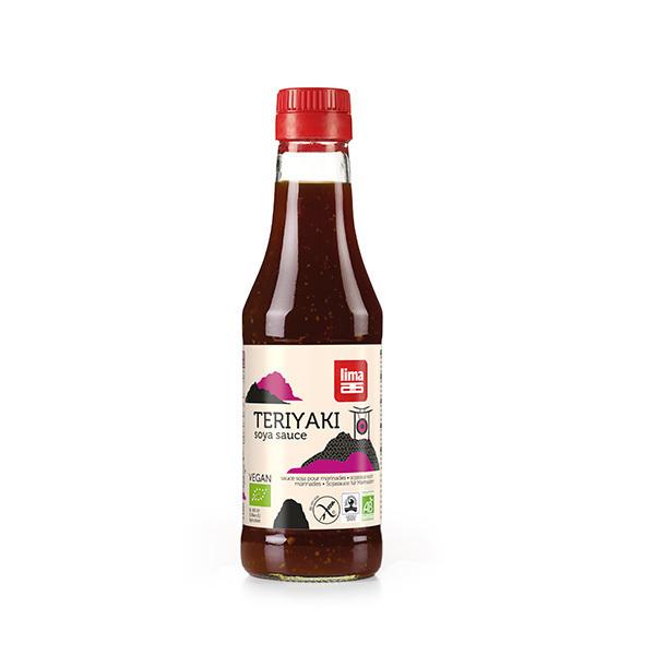 Lima - Sauce Soja Teriyaki 250ml