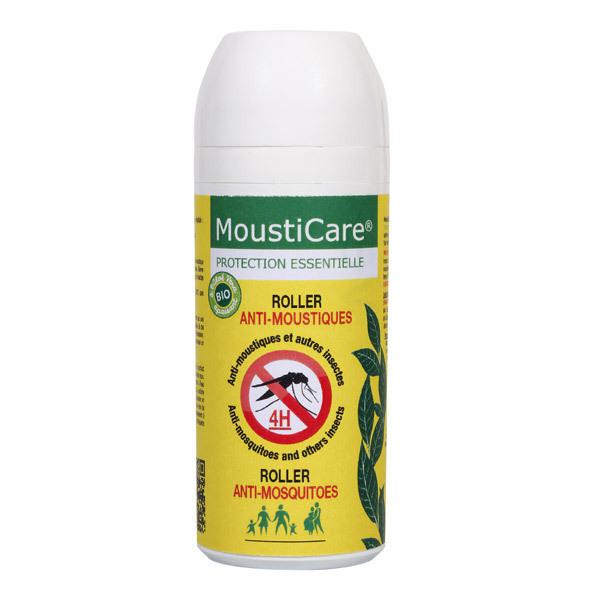 Mousticare - Roller anti-moustiques 50 ml