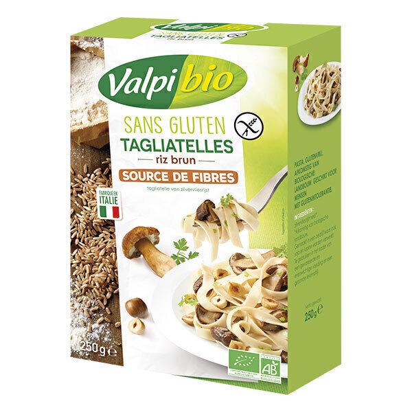 Valpibio - Tagliatelle de riz brun Bio 250g