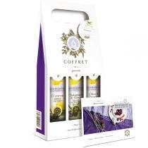 Bio Planète - Coffret Gourmet - 3 huiles de 100ml