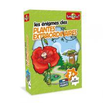 Bioviva - Jeu d'énigmes Plantes extraordinaires - Dès 7 ans