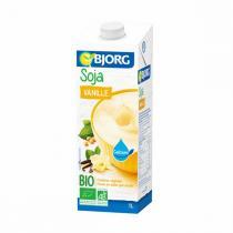Bjorg - Boisson Soja Vanille Calcium 1L
