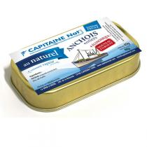 Capitaine Nat - Anchois au naturel 69gr