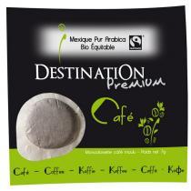 Destination - Café Mexique Dosettes ESE - 25x7g