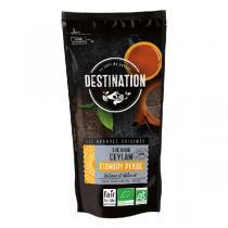 Destination - Thé noir Ceylan Flowery Pekoe 100g