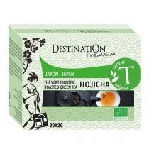 Destination - Thé Vert Hojicha Japon - 20x2g