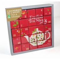 English Tea Shop - Calendrier de l'Avent de thés et infusions Bio