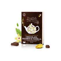 English Tea Shop - Rooibos Chocolat Vanille Bio 20 sachets