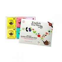 English Tea Shop - Coffret Création Super Fruits Bio 48 sachets