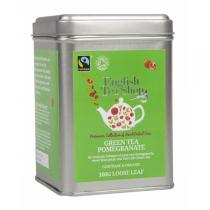 English Tea Shop - Thé vert grenade Bio 100G