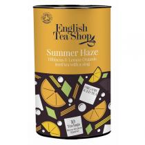 English Tea Shop - Ice Tea Summer Haze Bio 10 sachets