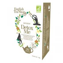 English Tea Shop - Infusion Detox Me Bio 20 sachets