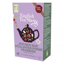 English Tea Shop - Infusion pomme églantier Bio 20 sachets