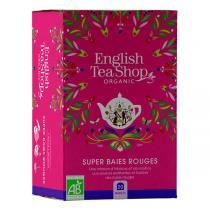 English Tea Shop - Infusion Super baies rouges 20 sachets
