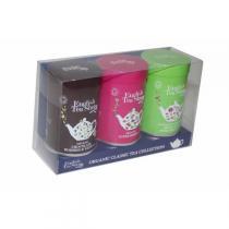 English Tea Shop - Mini Boites métal cadeaux