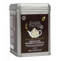 English Tea Shop - Rooibos Chocolat Vanilla Bio 100G