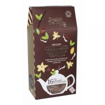 English Tea Shop - Rooibos Chocolate Vanilla Bio 16 sachets