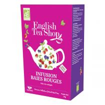 English Tea Shop - Super Berries Bio 20 sachets