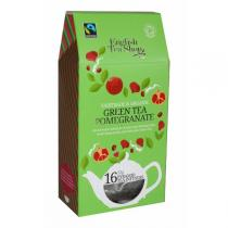 English Tea Shop - Thé vert Grenade Bio 16 sachets