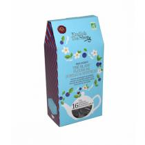 English Tea Shop - Thé blanc myrtille Bio 16 sachets