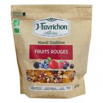 Favrichon - Muesli tradition Superfruits Bio 500g