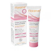 Florame - Crème hydratante apaisante Riche 50ml