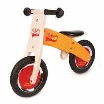 Janod - Draisienne Little Bikloon Orange Et Rouge