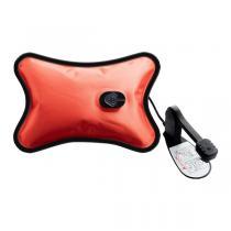 La Bouillotte Magique - Bouillotte électrique housse rouge