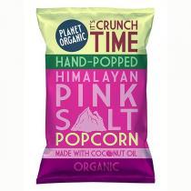 Planet Organic - Pop corn au sel de l'Himalaya 20g