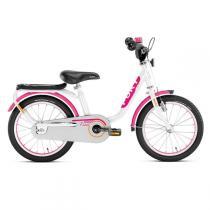 Puky - Vélo Enfant Z6 16  Blanc - Dès 4 ans