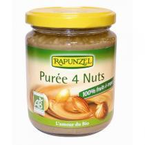 Rapunzel - Purée 4 nuts 250g