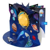 SASSI Junior - Livre pop-Up à 360:  L'Univers - Dès 6 ans