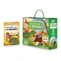 SASSI Junior - Ma Petite Bibliothèque - Les Dinosaures