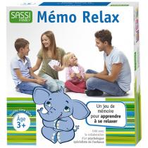 SASSI Junior - Mémo Relax
