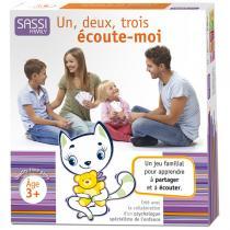 SASSI Junior - Un, Deux, Trois, Ecoute-Moi