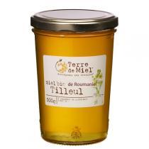 Terre de Miel - Miel de tilleul bio Roumanie 500g