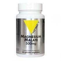 Vitall+ - Magnésium Malate 500mg 60 gélules