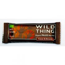 Wild Thing - Barre Paléo Amandes Cacao 30g