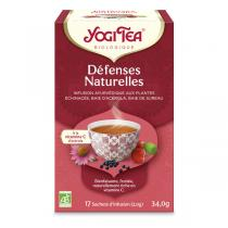 Yogi Tea - Infusion Défenses Naturelles Bio 17 sachets