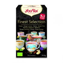 Yogi Tea - Assortiment Finest Selection Bio 18 sachets