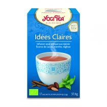 Yogi Tea - Infusions Idées Claires Bio 17 sachets