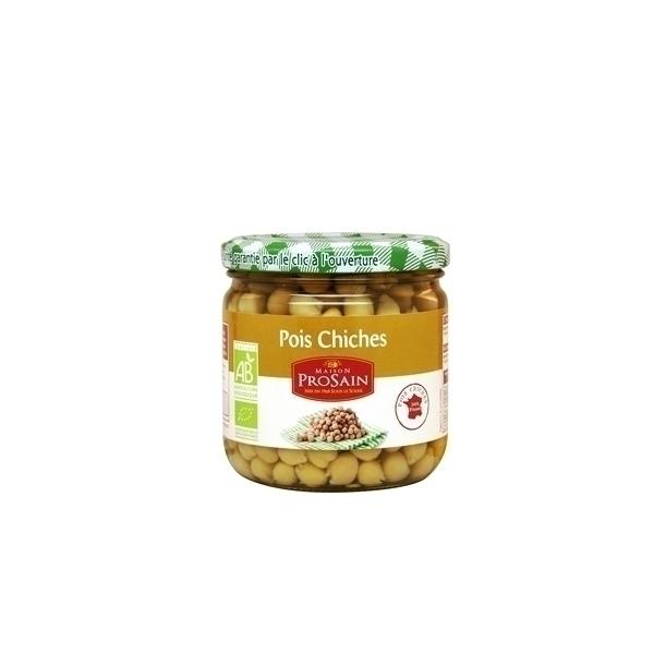 ProSain - Pois chiches sans sel 345g