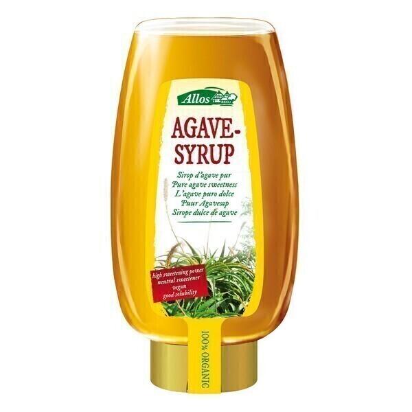 Allos - Sirop d'agave flacon 500ml